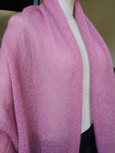Load image into Gallery viewer, LL Cardigan | Versatile | Lightweight | in Dusky pink