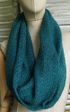 Load image into Gallery viewer, Super soft mohair snood scarf