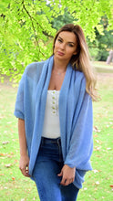 Load image into Gallery viewer, LL Cardigan | Versatile | Lightweight | in light blue