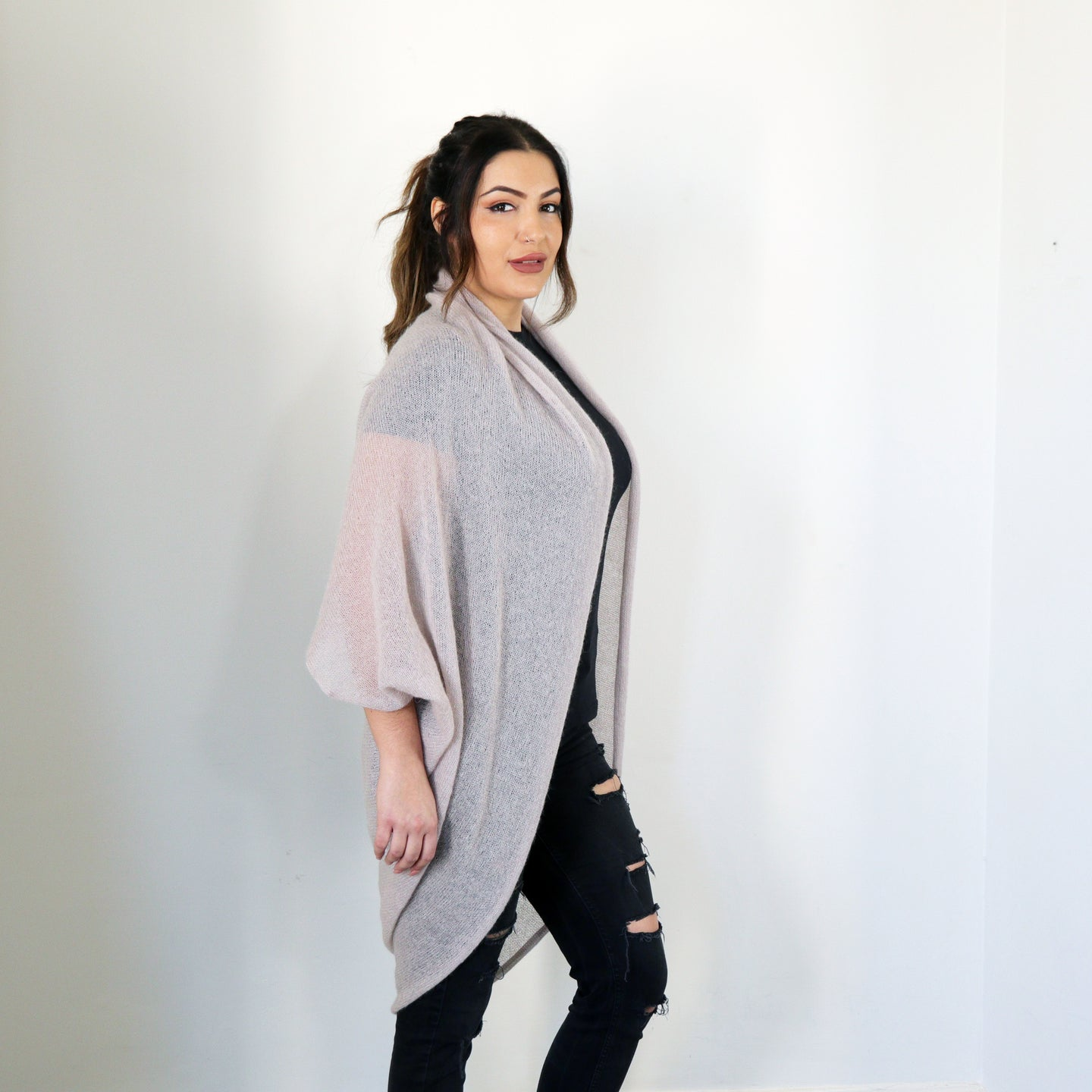 LL Cardigan | Versatile | Lightweight | in Cream colour