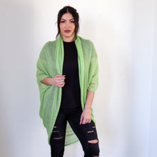 Load image into Gallery viewer, LL Cardigan | Versatile | Lightweight | in Bright green