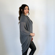 Load image into Gallery viewer, LL Cardigan | Versatile | Lightweight | in Grey