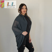 Load image into Gallery viewer, Super Soft And Light Versatile Cardigan - Wrap | More Then 15 Colours Available One Size Regular /