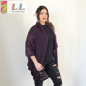 Super Soft And Light Versatile Cardigan - Wrap | More Then 15 Colours Available One Size Regular /