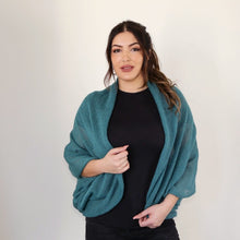 Load image into Gallery viewer, LL Cardigan | Versatile | Lightweight | in Teal colour