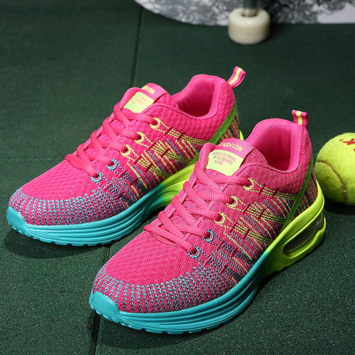 Women Cushion Sports Shoes