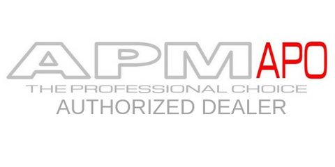 APM Authorized Dealer Badge