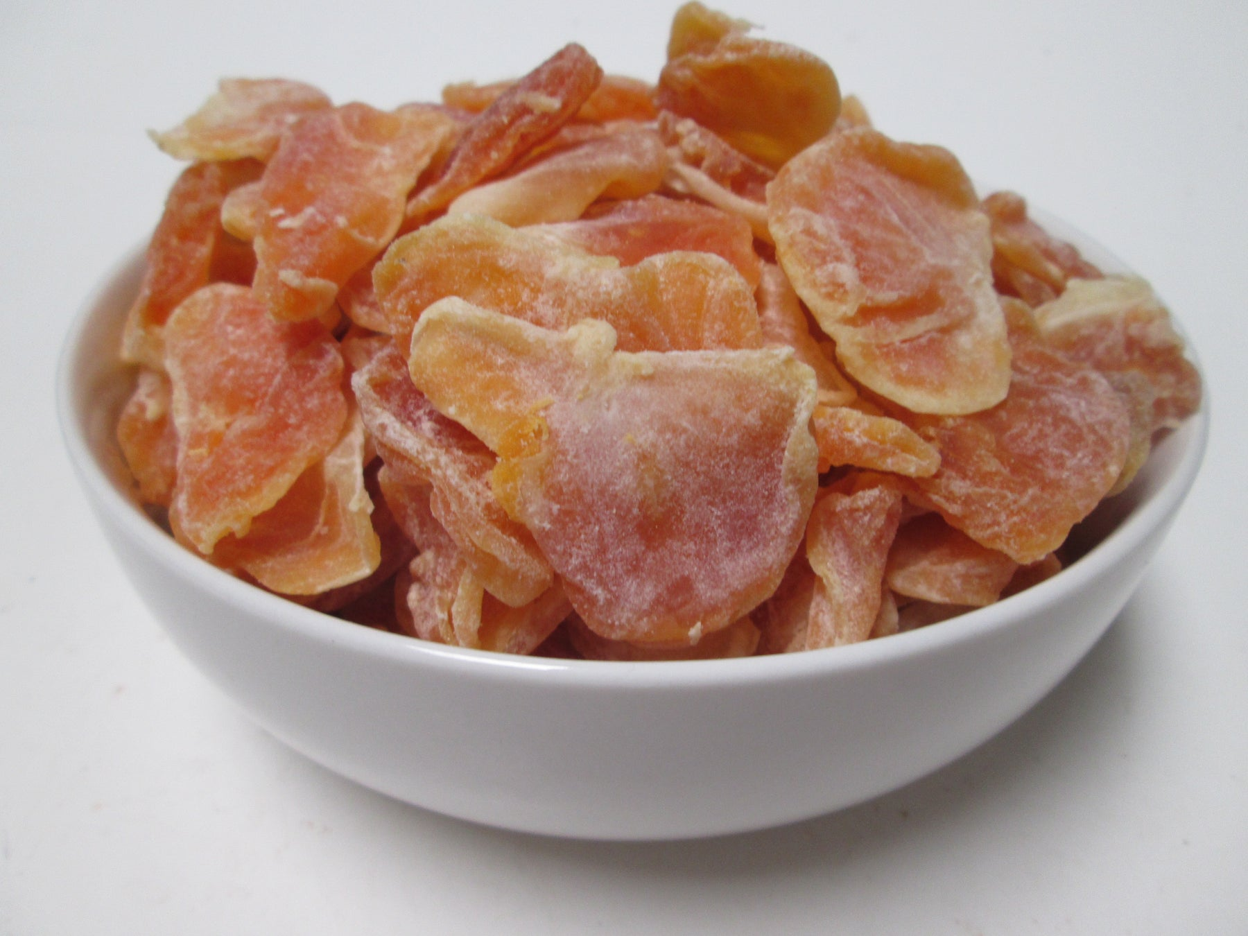 Dried Oranges Tangerines, 44 lbs/case