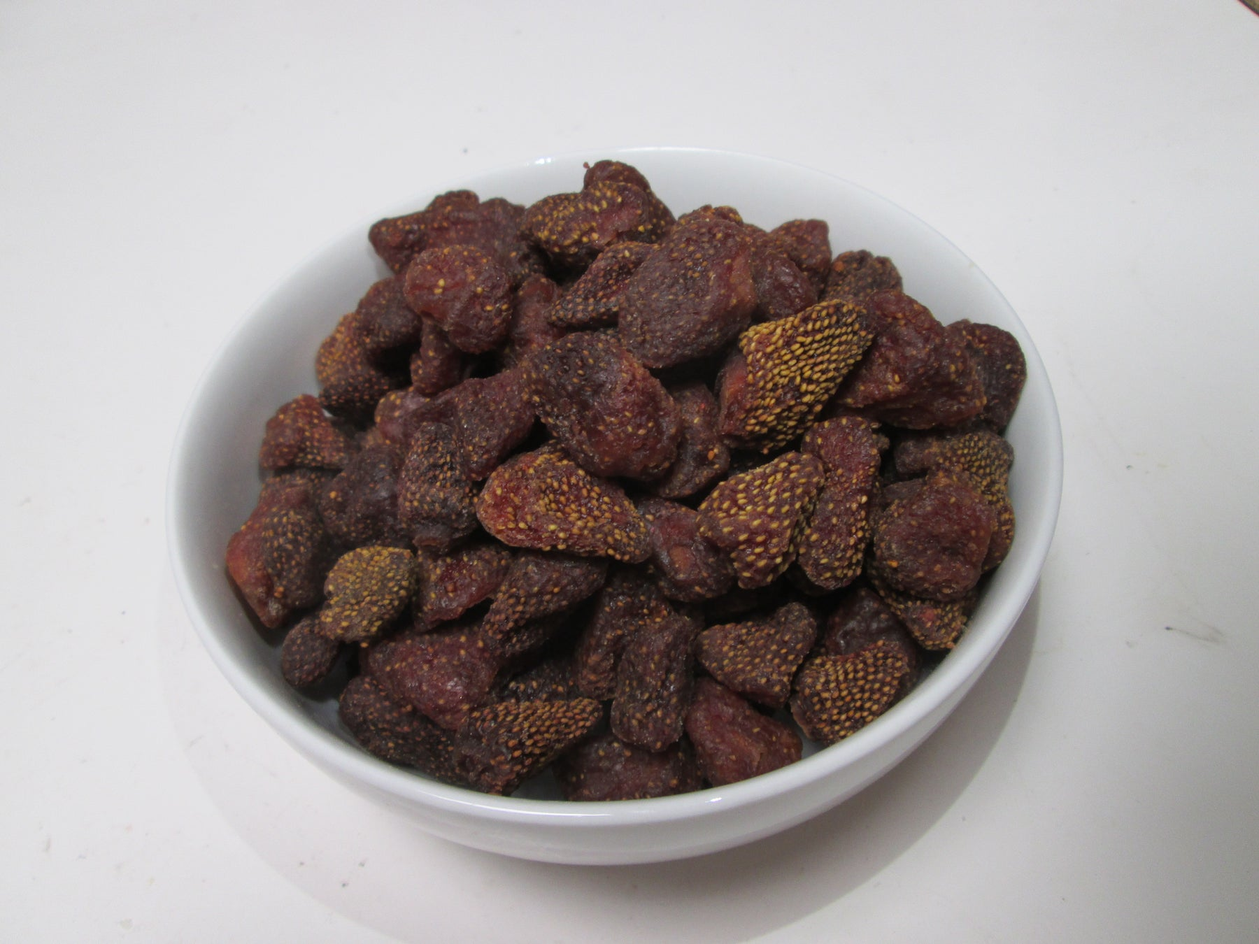 Premium Dried Strawberries, 25 lbs / case