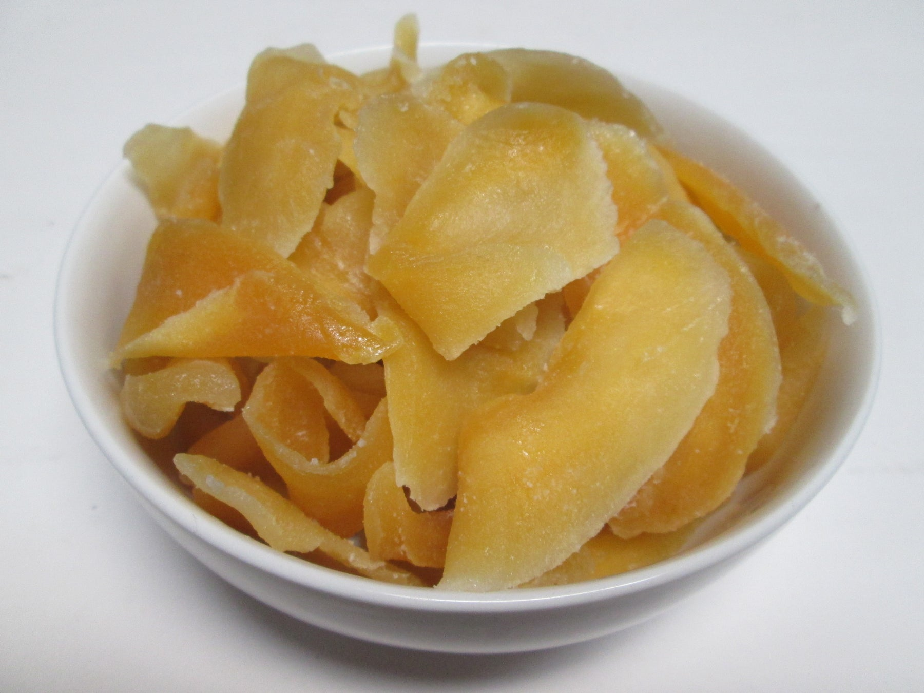 Dried Natural Mango Slices, 11 lbs