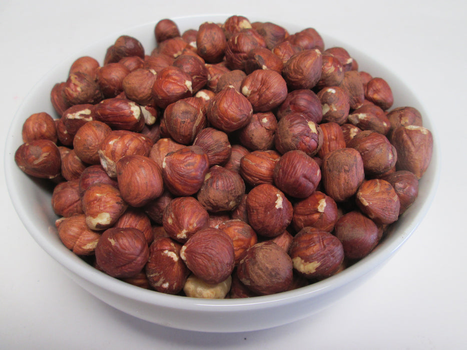 Organic Raw Shelled Hazelnuts (Filberts) 55 lbs / case