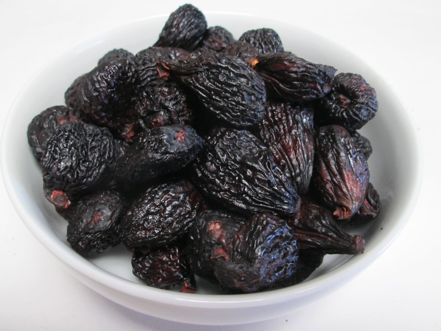 Dried Black Mission Figs, 30 lbs / case