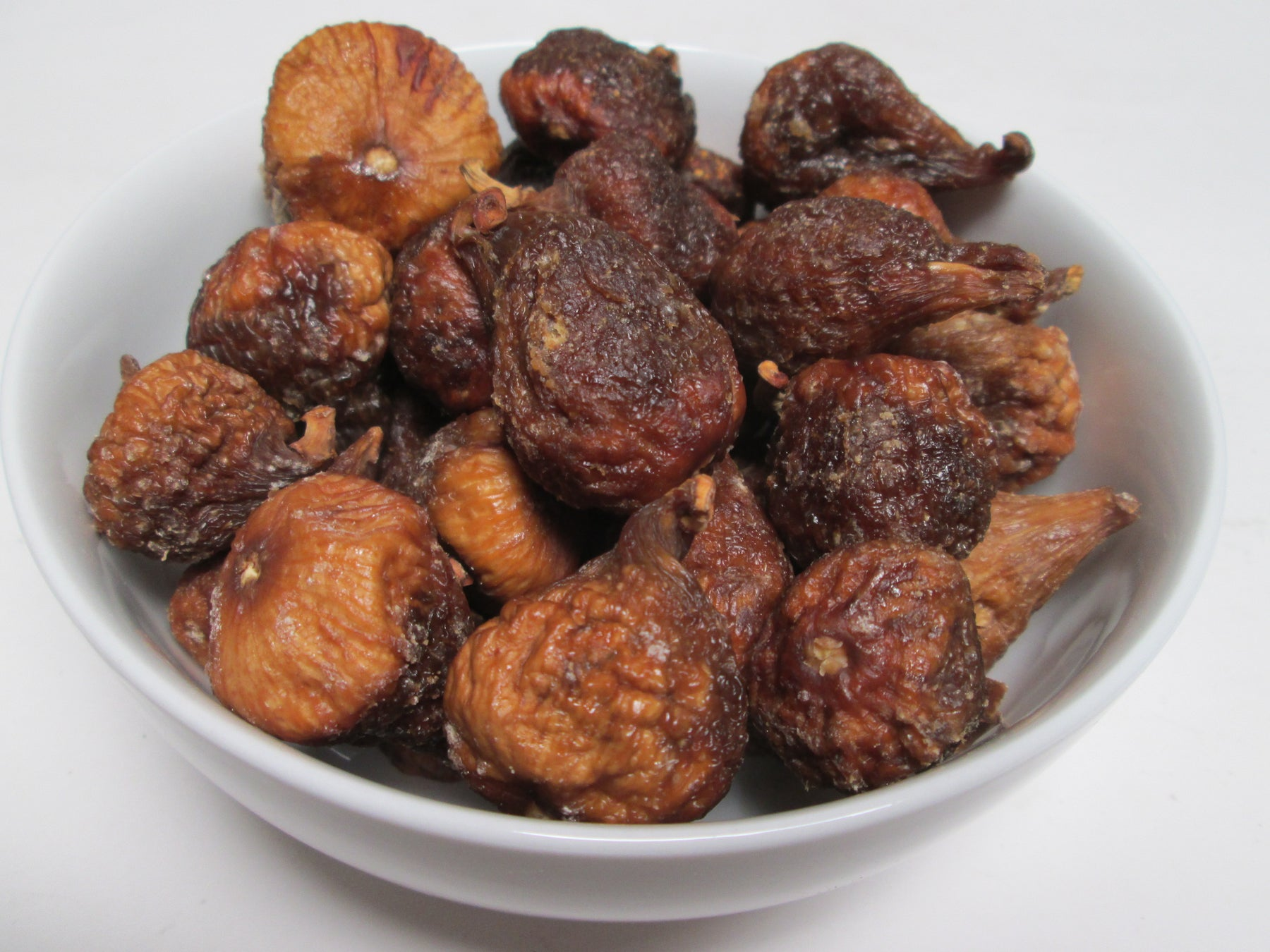 Organic Dried California Figs, 30 lbs / case
