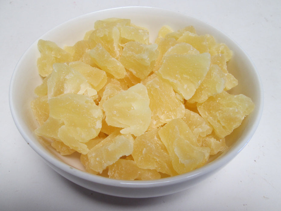 Natural Dried Pineapple Chunks, 44 lbs / case