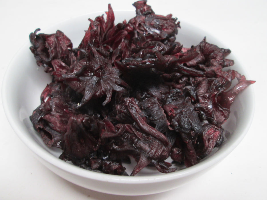 Dried Hibiscus Flower , 22 lb /case