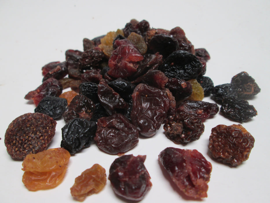 Super Dried Berry Medley 30 lb/case