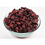 Organic Dried Cranberries, 25 lbs ($5.05/lbs)