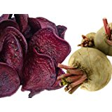 Dried Beetroot Chips, 13.2 lbs / case