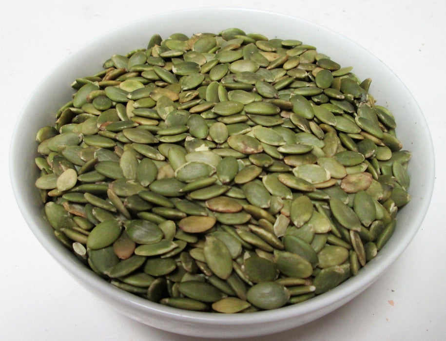 Organic Raw Shelled pumpkin Seeds, 27.5 lbs ($2.85 / lb)