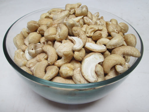 Organic Raw Whole Cashews, 50 lbs ($7.30/lb)
