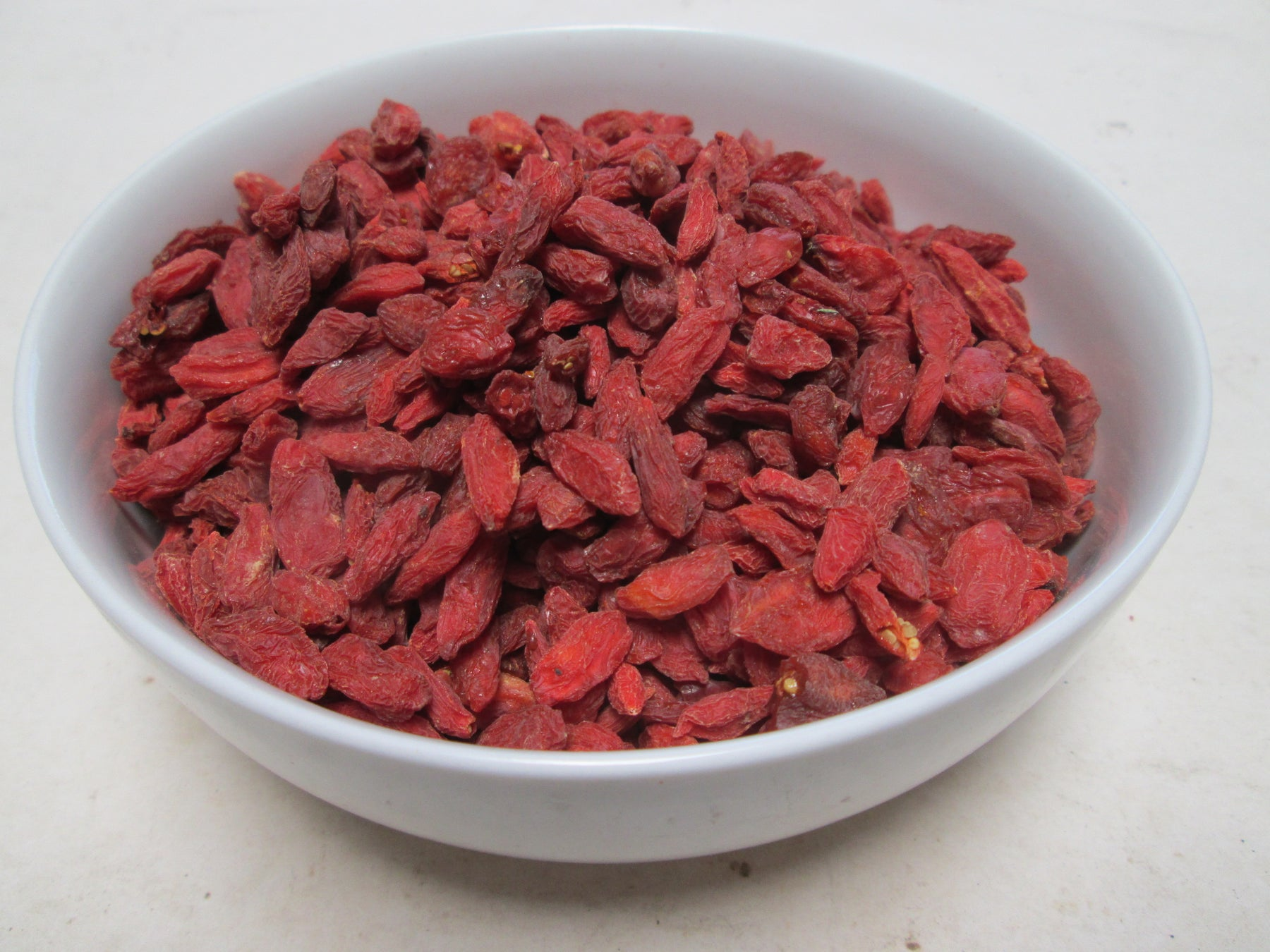 Wholesale Dried Natural Goji Berries, 40 lb/case