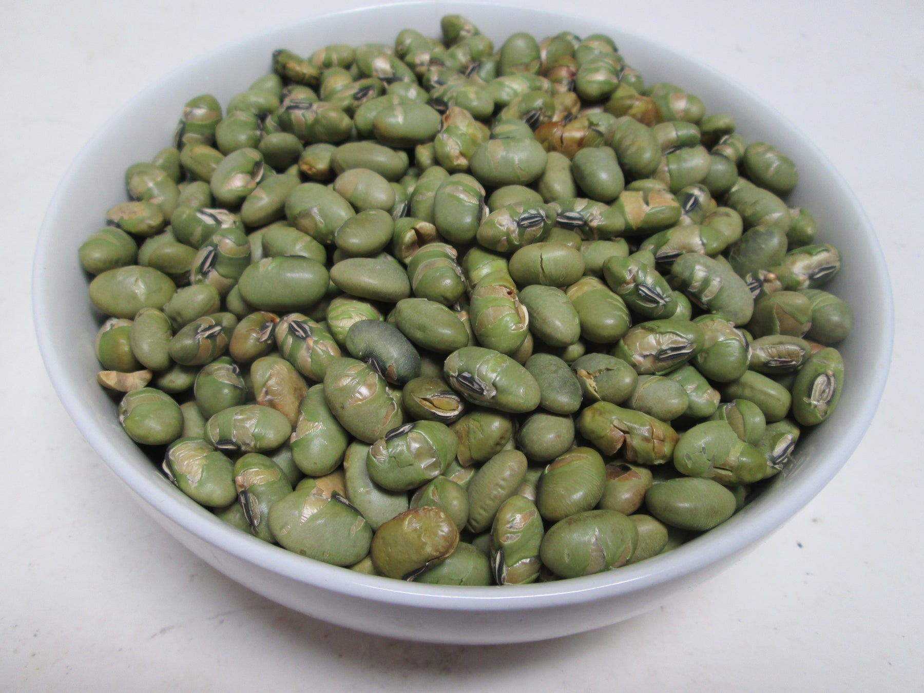 Roasted and Lightly Salted Edamame (Green Soybeans)  11 lbs