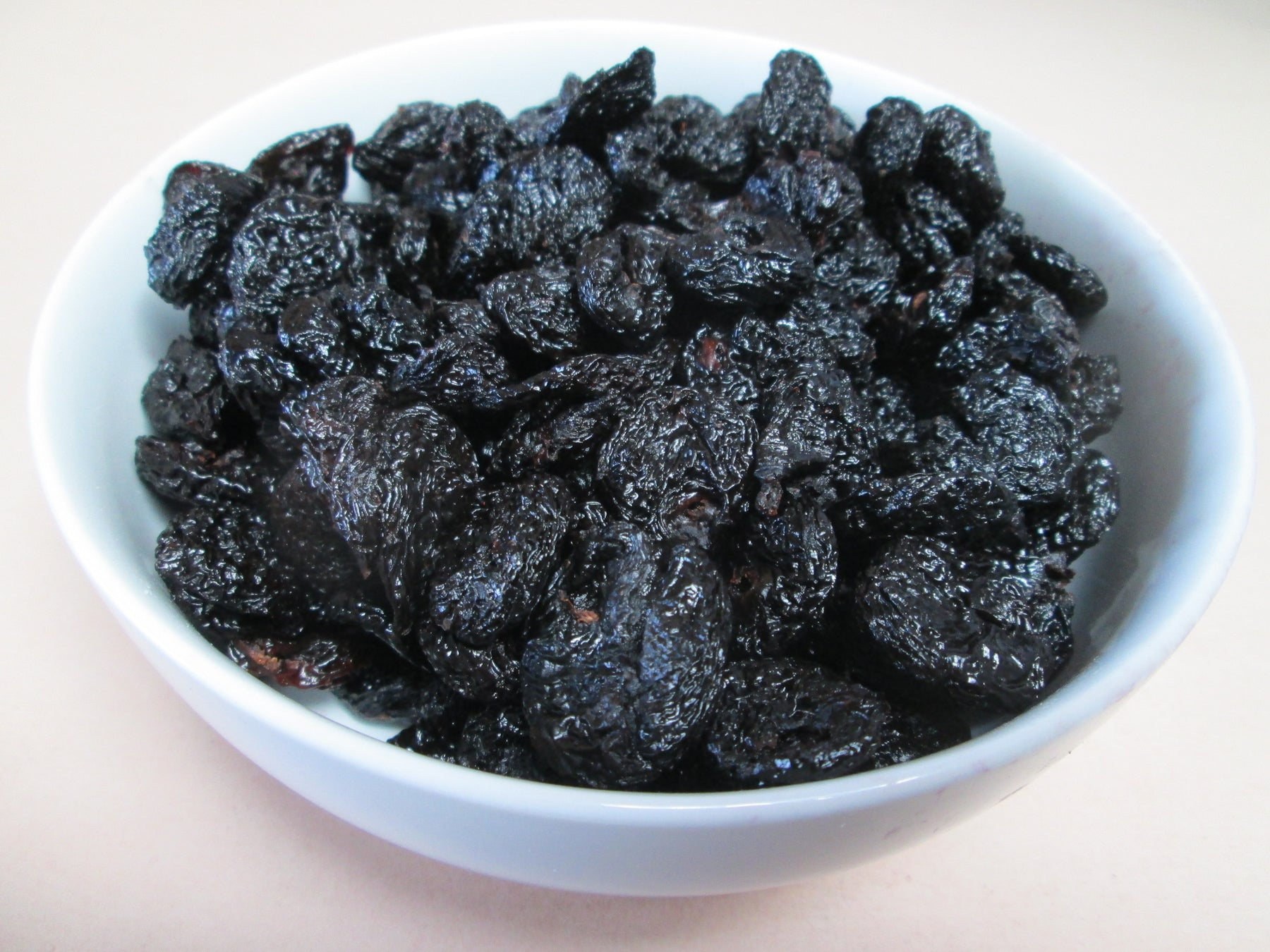Natural Dried Bing Cherries, 25 lbs / case