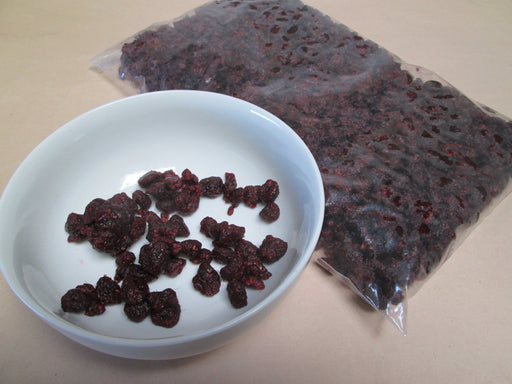 Dried Red Raspberries, 11 lbs / case