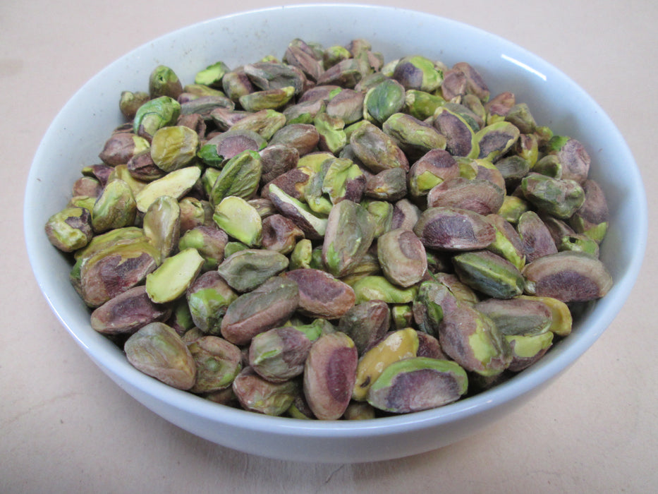 Raw Pistachio Meats, 30 lbs / case