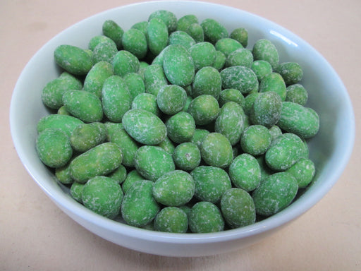 Coated (Japanese) Peanuts, Wasabi Flavor, 44 lbs / case