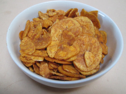 Spicy Plantain Chips,20 lbs / case