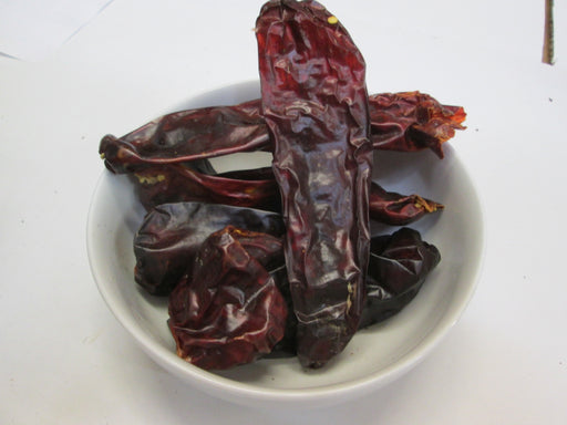 Dried New Mexico Chiles , 25 lbs