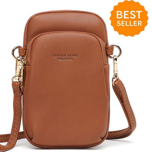 2 Layers Fashion Cute Crossbody Shoulder Bag (New Arrival)