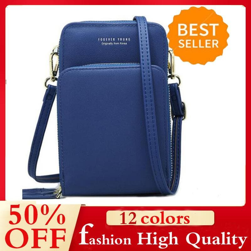 Crossbody Cell Phone Shoulder Bag [NEW Arrival]
