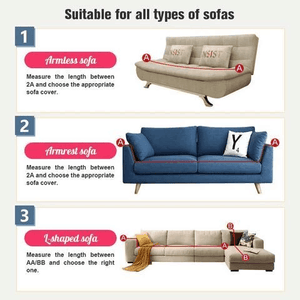 PREMIUM UNIVERSAL SOFA  [new 2019-Upgraded version]