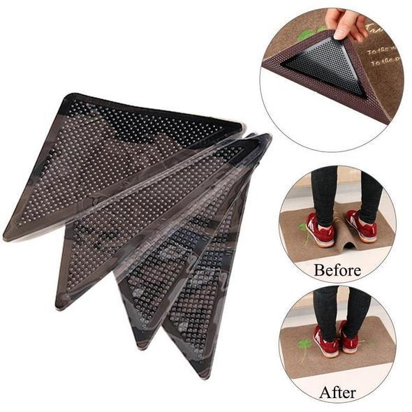 Eco-friendly and Reusable Silicon Rug Grippers