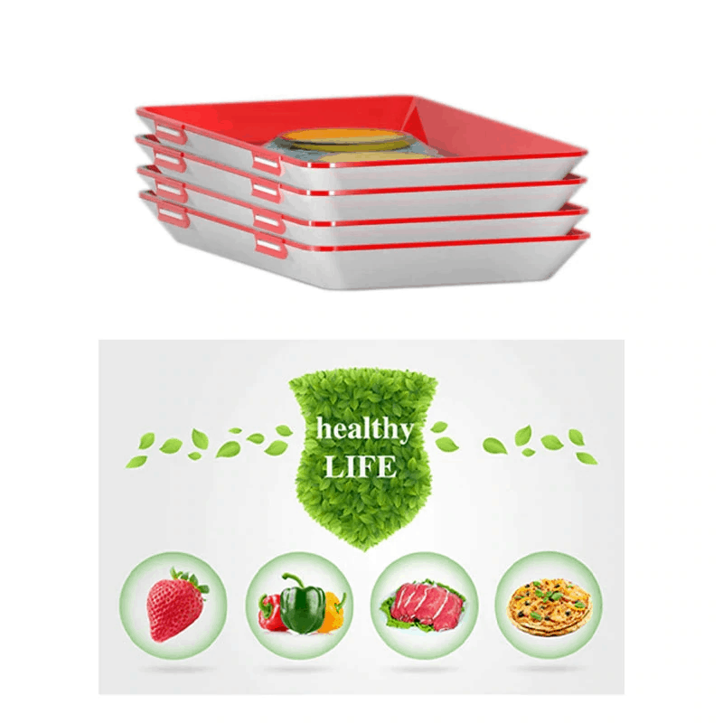 Creative Food Preservation Tray [2019 version]
