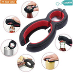 6-in-1 Multi Functional Opener (2019 Upgraded)