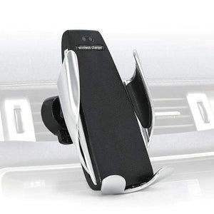 Auto-Clamping Wireless Car Charger (New 2019)