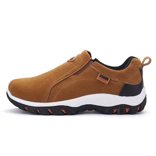 Outdoor Walking Comfortable Breathable Men Shoes