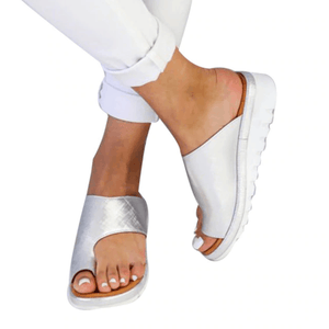Dr. Home - Women Comfy Bunions Corrector Sandals