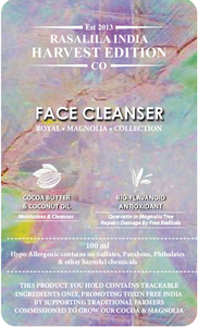 A Royal Magnolia Champacca Collection - Face Cleanser | 100 ml | Cleanses while Fighting Ageing