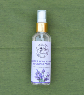 Alcohol-Free Toner | 100 ml | Pack of 2 | Hydrating & Soothing Water Astringent | Kashmir Lavender