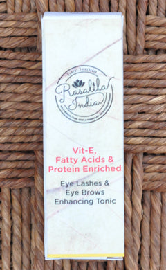 Eyelashes and Eyebrows Serum | Vitamin E | Fatty Acids | Protein Enriched | Anti-oxidants | 15 ml