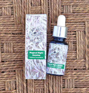 Magical night Jasmine Serum | For Dry & Sensitive Skin | Scarred Skin | Promotes Blood Circulation | With Anti-aging Benefits | 15 ml