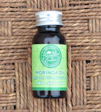 Moringa Oil Serum | Reduces Fine Lines & Wrinkles | Improves Overall Appearance | For All Skin type | 30 ml
