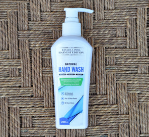 Natural Liquid Hand Wash | 200 ml | Anti-bacterial, Controls spread & Sensitive to skin