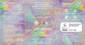 A Royal Magnolia Champacca Body Cream/Lotion | 200 ml | Extra Nourishing for Daily Protection