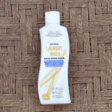 Natural Liquid Laundry Wash/Detergent | Environment Friendly & Sensitive to Skin
