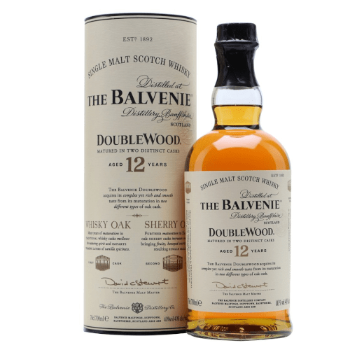 Balvenie 12 Year Old Single Malt Whisky- 70cl